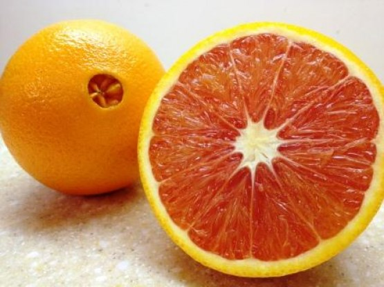 Berry Orange